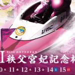 秩父宮妃記念杯2020【琵琶湖競艇場】